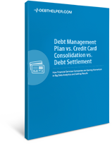 Debt Management Plan vs Credit Card Consolidation vs Debt Settlement