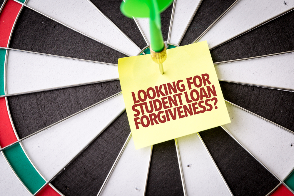 careers that offer student loan forgiveness